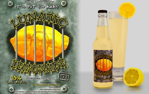 Lunatic Lemonade