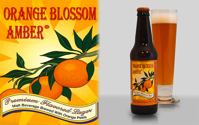 Orange Blossom Amber