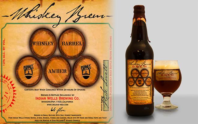 Whiskey Barrel Amber